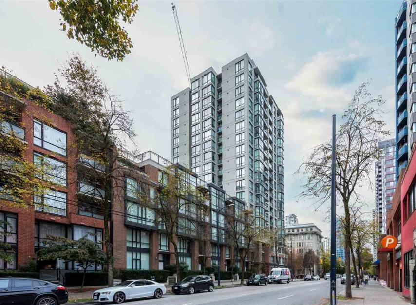 212 - 1082 Seymour Street, Downtown VW, Vancouver West