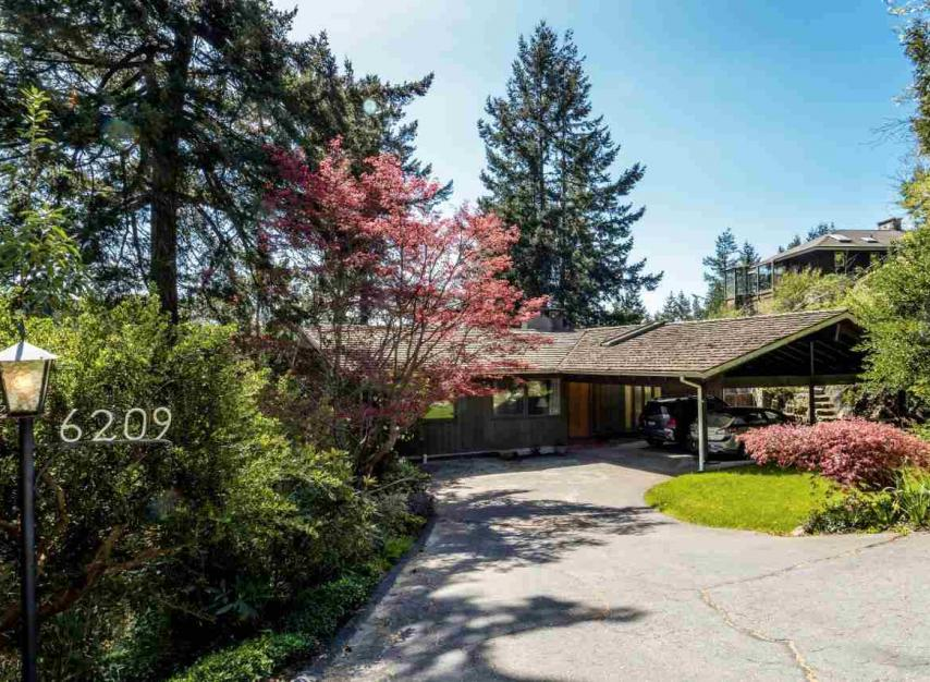 6209 Overstone Drive, Gleneagles, West Vancouver